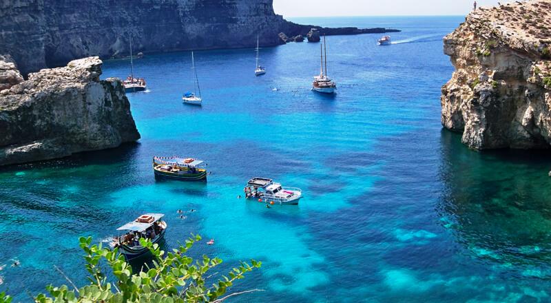 Speciale Giugno-Luglio a Malta da Napoli