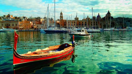Malta offerte solo volo da Napoli