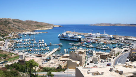 Ponte dell'8 Dicembre a Gozo!