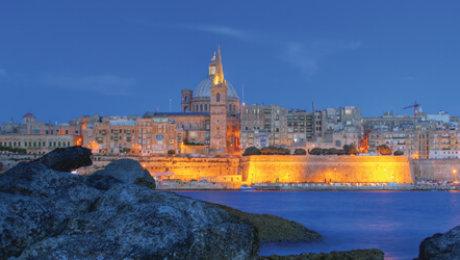 Week-end d'autunno a Malta