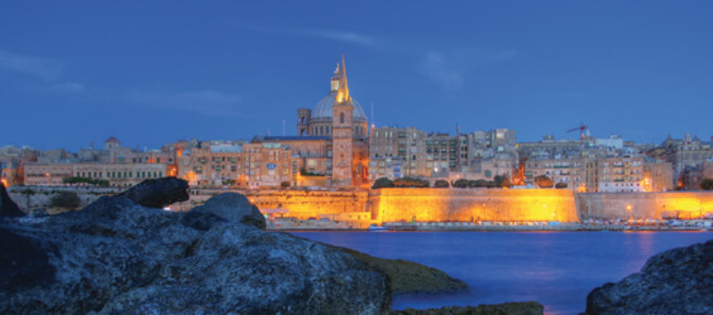 Week-end d'autunno a Malta