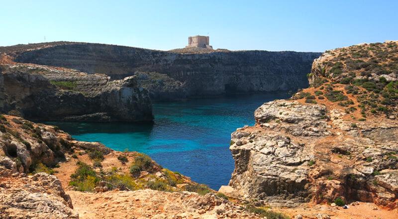 Malta d'inverno: a vela nel cuore del Mediterraneo
