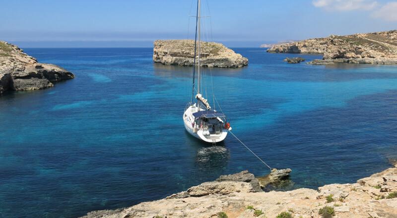 Epifania in yacht a vela tra Malta e Gozo
