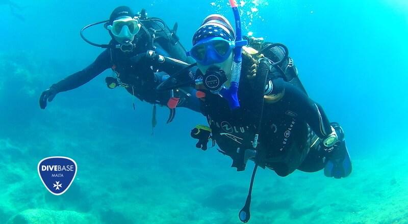 Cosa fare a Malta: Immersione subacquea con istruttore