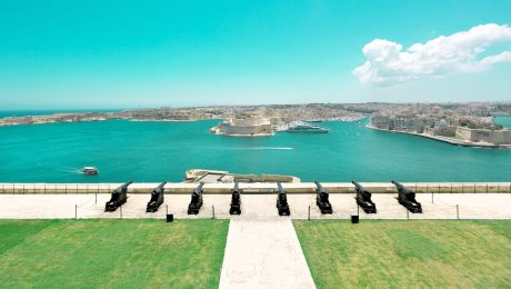 Malta l'estate vicina e serena, Tour Vivi Malta!