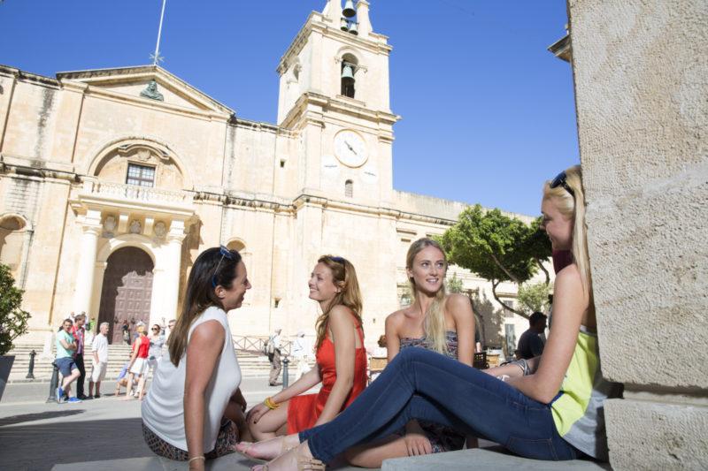 Corso Inglese Generale – Estate a Malta