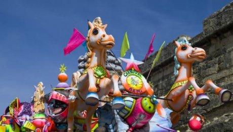 Carnevale con i nostri pacchetti volo+hotel 4* da 185 €