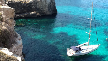 Navigando tra le Isole di Malta  in barca a vela superior
