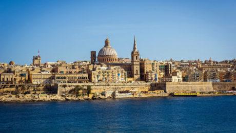 Tour delle isole dei Cavalieri di Malta