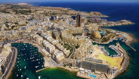 Ponte del primo novembre a Malta
