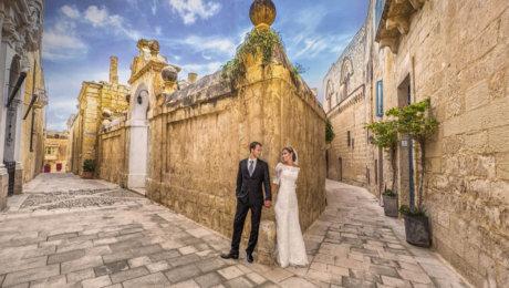 Viaggio di nozze a Malta