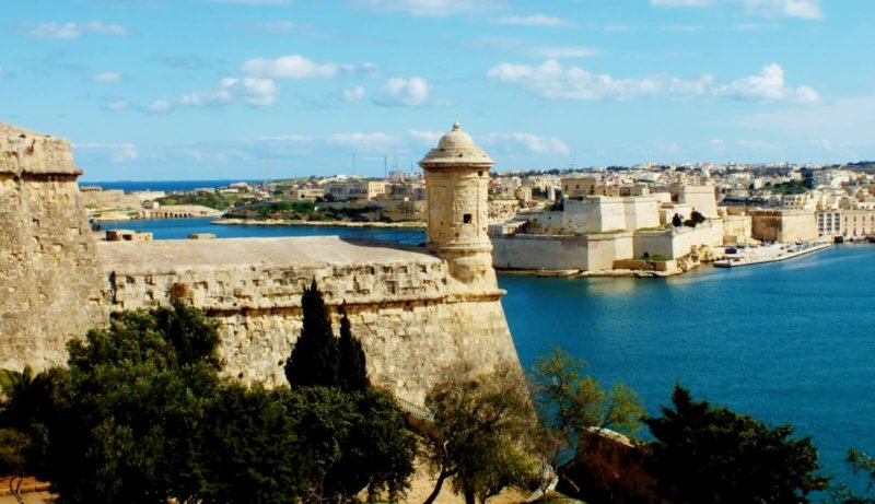 SPECIALE VALLETTA – HOTEL THE SAINT JOHN