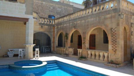 Relax a Gozo in Farmhouse con Piscina