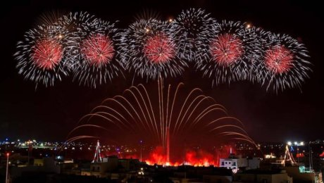 19° International Fireworks Festival 18 – 30 Aprile 2020