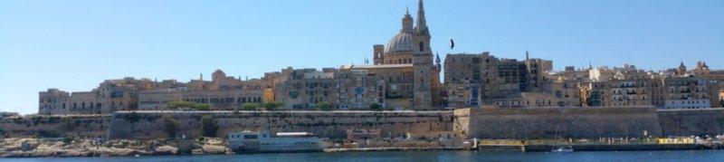 """Tour """"Alla scoperta di Malta"""" Estate 2018"""