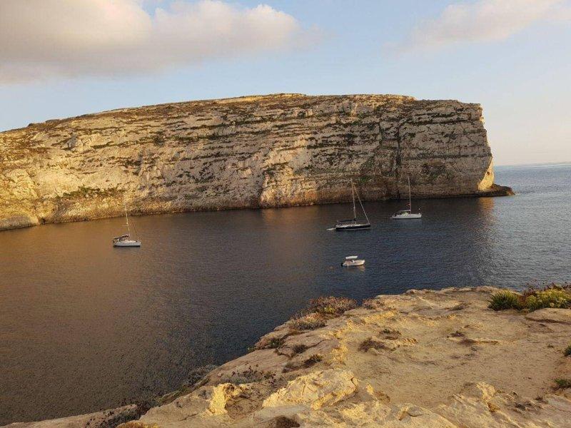 Laguna Blu e Arcipelago Maltese: a vela nel cuore del Mediterraneo