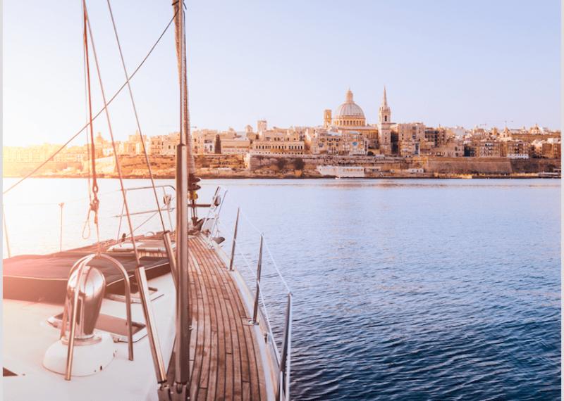 Capodanno a Malta: a vela nel cuore del Mediterraneo