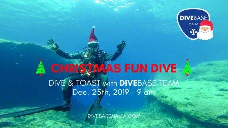 Immersione Sub di Natale a Malta
