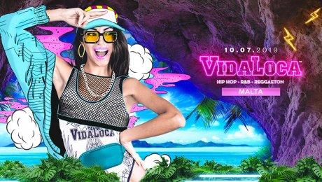 Estate a Malta – Vida Loca Summer Tour