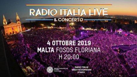 Speciale Concerto Mediterranean Stars Festival: il 04 Ottobre 2019!!