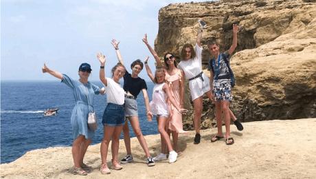 Programma estivo Young Learners a Malta!