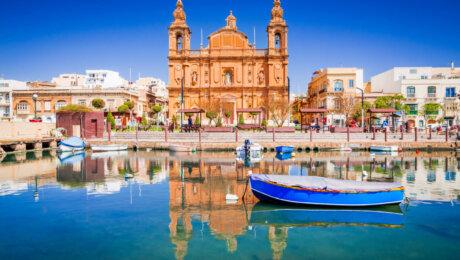Viaggio Smart working per 8 giorni di relax e produttività a Malta