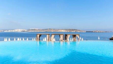 Relax all'Hotel Dolmen a Malta