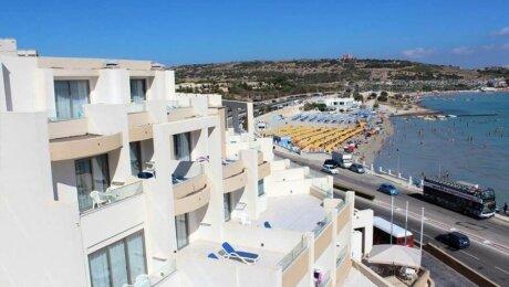 All Inclusive a Malta al db Seabanks Hotel + Spa 4*