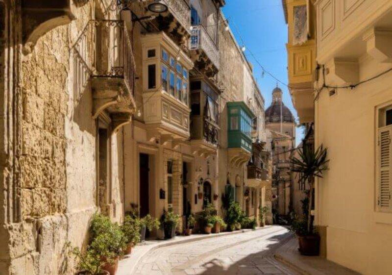 Capodanno a Malta in Cat. 3*